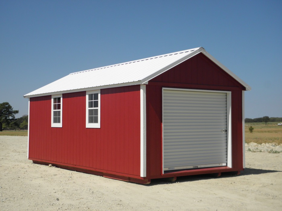 Storage Sheds, Cabins, Decks, And Carports For East Texas